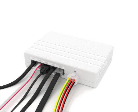 Genevo Protector-řídící jednotka s kabely