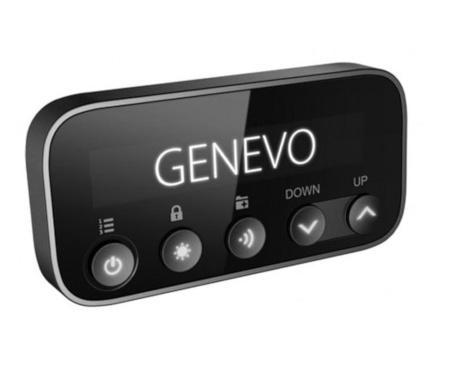 Pevný antiradar Genevo One Pro