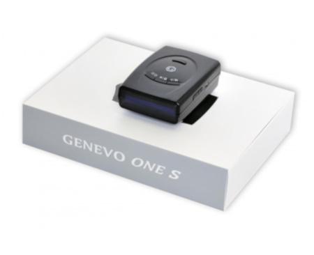 Přenosný antiradar Genevo One S - balení