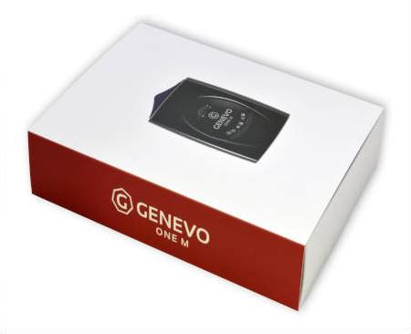 Genevo One M - balení