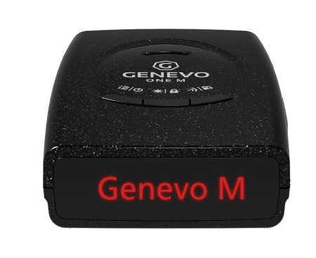 Přenosný antiradar Genevo One M