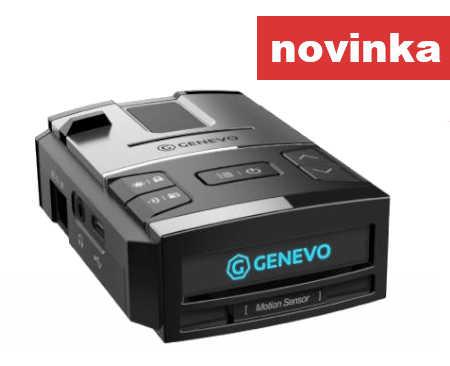Nový přenosný antiradar Genevo Max